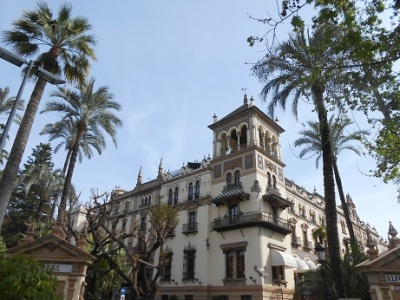 Seville buildings 7